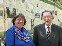 Werner Emrich und Gudrun Winkelmann